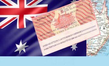 Australia Visitor Visa